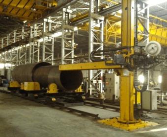 saw welding machine_Mozer